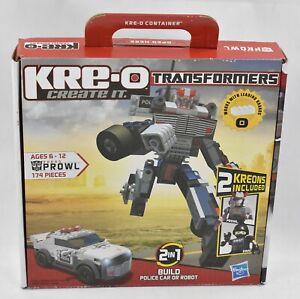 Kre-O Transformers Prowl Brand NEW Sealed Hasbro 2010