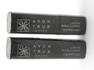 Avon True Color Lipstick Vamp New Sealed Lot Of 2