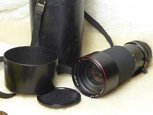 Tokina ATX Pro 80 - 200mm F2.8 Telephoto Lens - nikon ai Mount manual focus lens