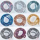 Natural Hematite No Magnetic Gemstones 4x4mm Loose Beads 15.5'' Metallic SBG159