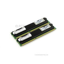 Micron 8GB (2x4GB) 2Rx4 PC3-10600R Server Speicher HP PN : 500203-061