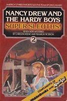 Nancy Drew and the Hardy Boys, Super Sleuths! Volu