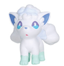 """Pokemon """" Get collection SUN & MOON 2  """" Alola Vulpix mini Figure NEW Japan"""