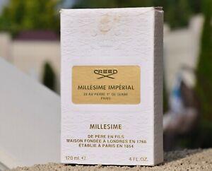 Creed Millesime Imperial 120 ml 4 oz Rare
