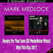 @YS431SS - MARK MEDLOCK - Hungry For Your Love / Why This Kiss / DIETER BOHLEN