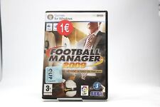 FOOTBALL MANAGER 2009  -  PC CD - ROM