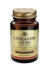 Solgar L-teanina 150 mg capsule vegetali, 30