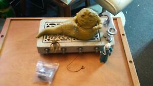 Vintage star wars jabba the hutt playset complete used offers welcome