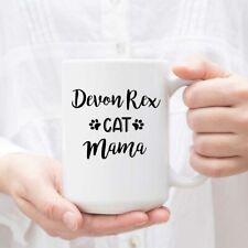 Devon Rex Cat Mama Mug Devon Rex Mug Devon Rex Gift Devon Rex Lover Devon Rex