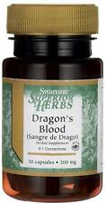 La sangre del dragón (sangre De Drago) 6:1 concentrado 200 mg 30 Caps-envío 24HR