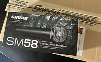 Shure SM58 Vocal Microphone Mic without On/Off Switch