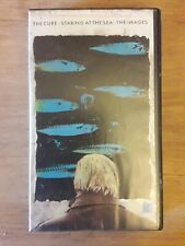 The Cure Staring at the Sea The Images VHS Video Tape