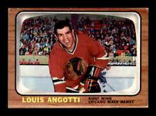 1966 Topps #116 Lou Angotti  EX/EX+ X1691390