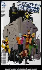 Batman and the Outsiders (2nd Series) #1 Variant A DC 2007 VF/NM