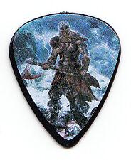 Amon Amarth Jomsviking Black Guitar Pick - 2017