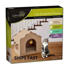 Pawslife Cat Scratcher House