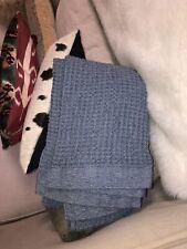 onsen towel Blue