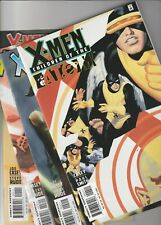 X-Men Children of the Atom 1 2 3 4 5 6 Casey Rude Ribic - Cyclops Magneto Iceman
