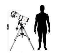 Fernrohr Teleskop N 130/650 EQ + 124 seit Buch das Astroteleskop, Starscope1306