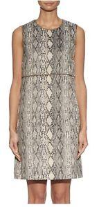 Max Mara Studio snake motif dress, Aus size 6-8, mint condition