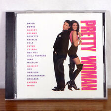 Pretty Woman OST Soundtrack David Bowie more CD 90 Capitol Playgraded M-