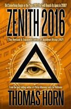 Zenith 2016: Did Something Begin In The Year 2012 That Will Reach Its Apex In 20