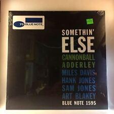 Cannonball Adderley - Somethin' Else LP NEW Miles Davis Blue Note