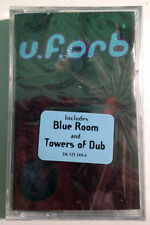 The Orb - U.F.Orb Cassette Tape - Blue Room Towers of Dub - Ambient House Techno