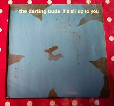 """The Darling Buds - It's All Up To You 7"""" Vinyl C86 Indie Pop Twee The Primitives"""