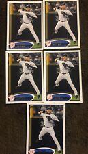2012 Topps Derek Jeter #30 5 Card Lot!New York Yankees