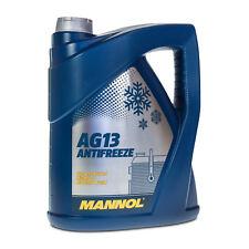 5 (1x5) Liter MANNOL Antifreeze AG13 Frostschutz Konzentrat grün
