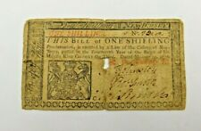 Reproduction USA State of Vermont February 1781 2 Shillings 6 Pence UNC
