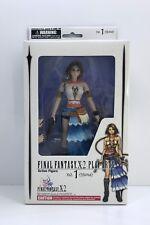 Final Fantasy x-2 play Arts-yuna-aciton personaje