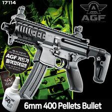 Academy SIG MPX K SBR Spring Powerd Airsoft Gun 6mm BB Gun Military Kit # 17114