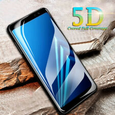 Samsung Galaxy J2 J5 J7 Pro A5 2017  Full Cover Tempered Glass Screen Protector