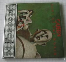 QUEEN - News Of The World REMASTERED JAPAN MINI LP CD OBI NEU RAR! TOCP-67346