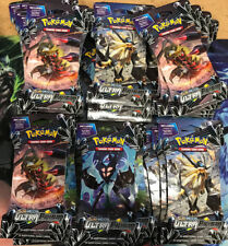 36x Pokemon TCG Cards SM5 Sun & Moon Ultra Prism Booster 36 pack Packs Lot