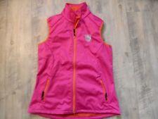 JAB ANSTOETZ schöne Golfweste pink orange Gr. S w. NEU KoS917