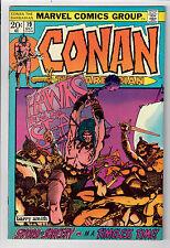 Conan The Barbarian #19 - Grade 9.0 - Barry Windsor Smith art!