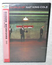Nat King Cole World of Nat King Cole Taiwan DVD w/OBI