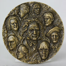 ART CLASSICAL MUSIC/ BEETHOVEN/ BACH/ MOZART/ CHOPIN/ WAGNER  Bronze Medal