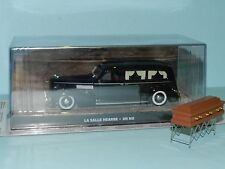MODIFIED Altaya 1/43 scale La Salle Hearse with church truck & casket boxed