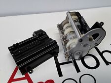 1/14 Tamiya Truck Assembled Gearbox, Greased & Blued