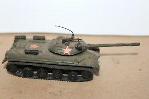NICE VINTAGE DIECAST ZYLMEX RUSSIAN T10 JSIII  ARMY MILITARY TANK