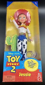 Mattel Toy Story 2 - Jessie: Spunky Cowgirl - Disney, Pixar (1999) - NIB / NEW