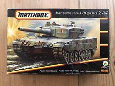 Matchbox 1/72 Leopard 2 A4 Main Battle Tank 40182 - Contents sealed