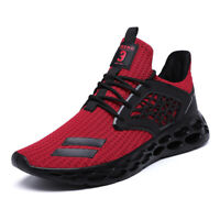 Mens Athletic Sneakers Sports Running Walking Shoes Breathable Outdoor All-match