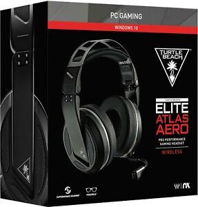 Turtle Beach Elite Atlas Aero Wireless Stereo Gaming Headset for PC- Brand New!