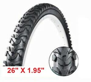 "26"" x 1.95"" Mountain Bike Bicycle Tyre,  High Quality, agressive tread !!"