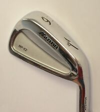 MIZUNO MP-62 6 Iron True Temper S300 Steel Shaft MP62